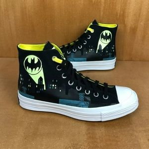 NEW Converse Batman Chinatown Chuck 70 Hi Top Glow